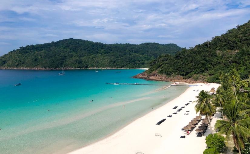 Taaras Beach Retreat & Spa a Redang, Malesia: recensione e la miaesperienza