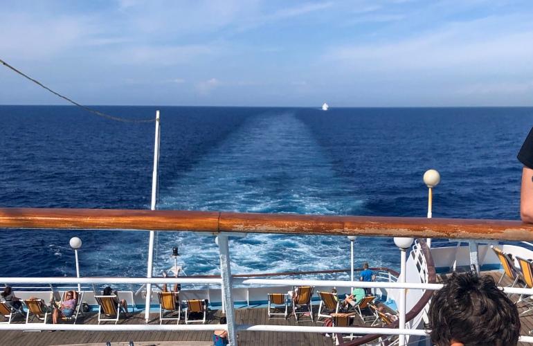 traghetto: con o senza cabina?