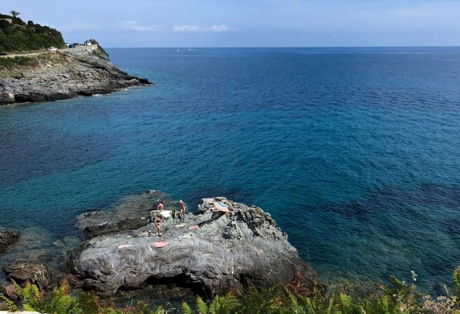 Sulla strada per Macinaggio, Corsica