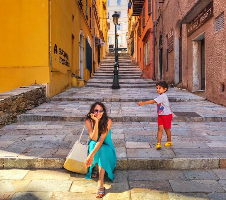 Un pomeriggio a Bastia con bambini, in Corsica