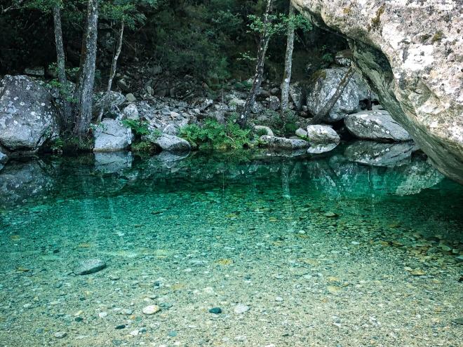 Dove fare il bagno al fiume in Corsica