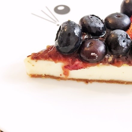 Cheesecake per brunch