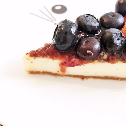 Cheesecake per brunch