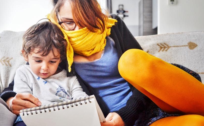 La borsa anti-noia per bambini: un oggetto da avere sempre con sé (soprattutto al ristorante e inaereo)