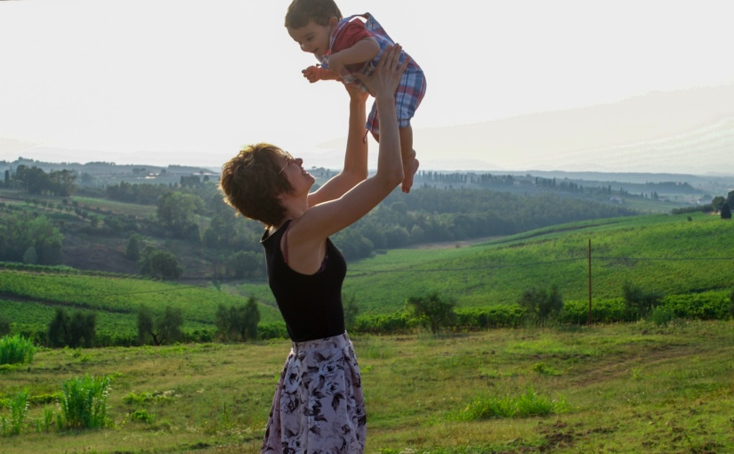 """La prima volta che mio figlio mi ha chiamato """"mamma"""""""