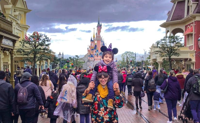 Viaggio a Disneyland Paris: la nostra esperienza con un bambino di 3anni
